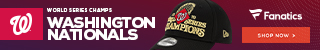 Shop for 2019 Washington Nationals Postseason Fan Gear
