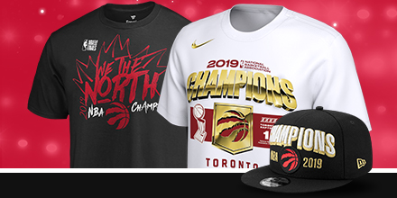Toronto Raptors 2019 Eastern Conference Champs Gear
