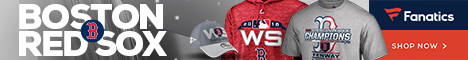 Shop Boston Red Sox Postseason Gear at Fanatics