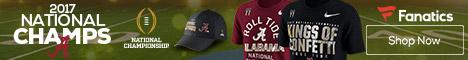 Alabama Crimson Tide National Champs
