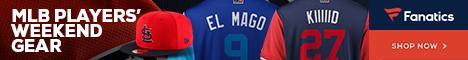 Shop MLB Players' Weekend Gear at Fanatics