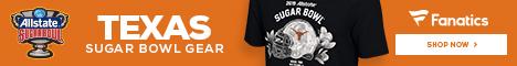 Texas Longhorns Sugar Bowl Gear