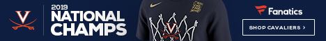 Virginia Cavaliers 2019 NCAA Basketball Champs Gear
