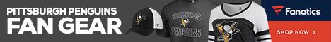 Shop for Pittsburgh Penguins Gear at Fanatics.com