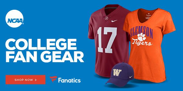 Shop for NCAA Fan Gear at Fanatics.com