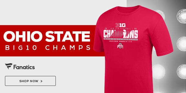Ohio State Buckeyes 2018 Big Ten Champs Gear