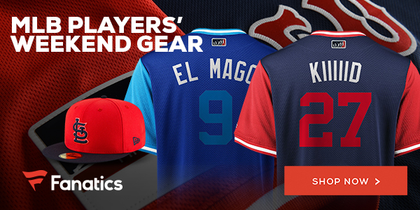 Shop MLB Players' Weekend Gear at Fanatics
