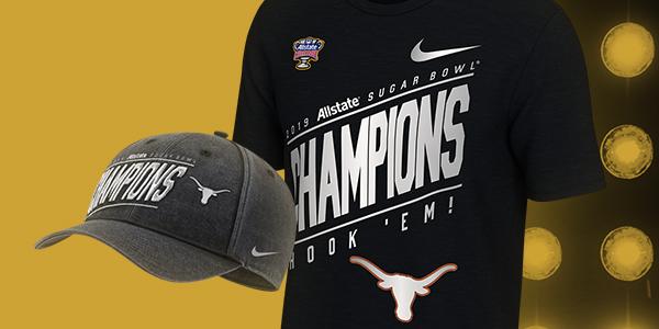 Texas Longhorns Sugar Bowl Champs