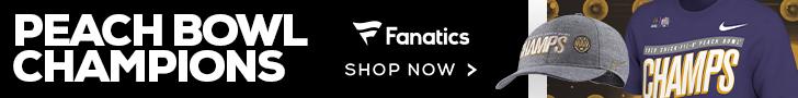 Shop for 2019 LSU Peach Bowl Champs Gear at Fanatics