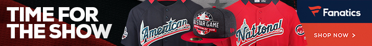 Shop 2018 MLB All-Star Gear at Fanatics!