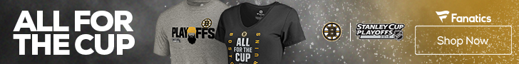 Gear up for the 2018 Stanley Cup Playoffs in Bruins Gear from Fanatics