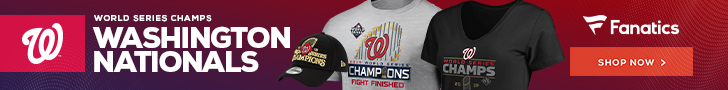 Shop for 2019 Washington Nationals Postseason Fan Gear