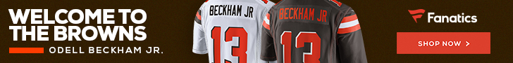 Shop for Odell Beckham Jr. Cleveland Browns Gear at Fanatics.com