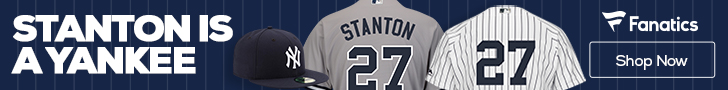 Giancarlo Stanton New York Yankees Gear