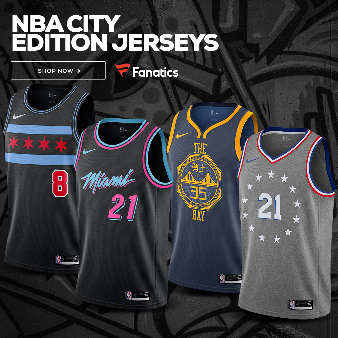 NBA City Edition Collection