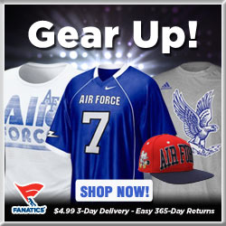 Shop for Air Force Falcons Gear at Fanatics!