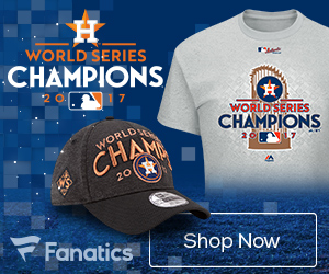 Houston Astros 2017 World Series Champs