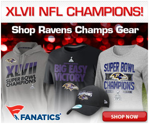Baltimore Ravens Gear