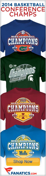 Shop 2014 NCAA Conference Champs gear at Fanatics.com!