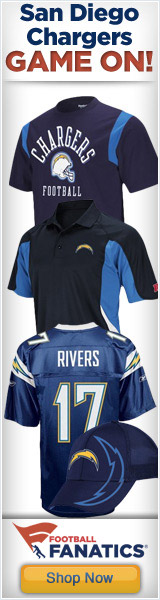 Shop for official 2011 Reebok San Diego Chargers Sideline Gear at Fanatics
