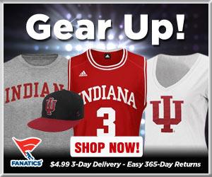 Shop Indiana Hosiers basketball gear at Fanatics!