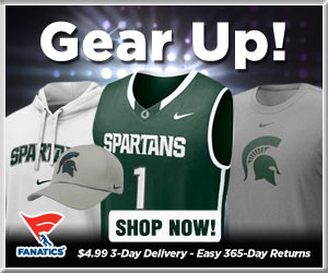 Shop Michigan State Spartans basketball gear at Fanatics!