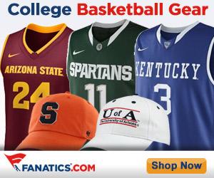 Shop for College Fan Gear at Fanatics.com!