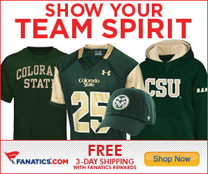 Shop for Colorado State Rams Gear at Fanatics!