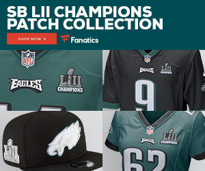 Shop the Super Bowl LII Champions Patch Collection