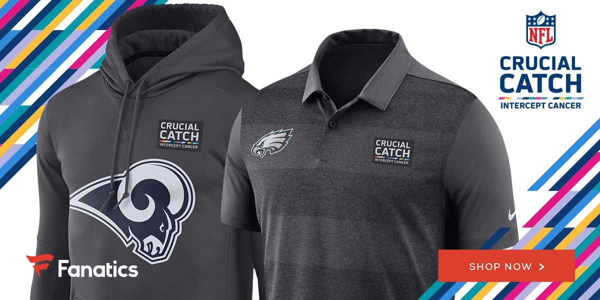 Shop the Crucial Catch Collection at Fanatics.com