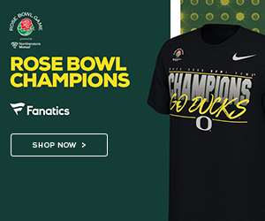 All Hail the Ducks - get your Rose Bowl Champs Gear at Fanatics