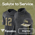 Show your support for those who serve with NFL Salute to Service Fan Gear