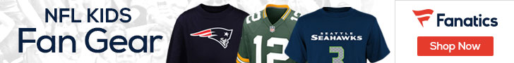 Shop for Kid's NFL Gear at Fanatics!