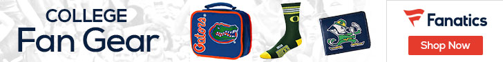 Shop for College Fan Gear at Fanatics.com!