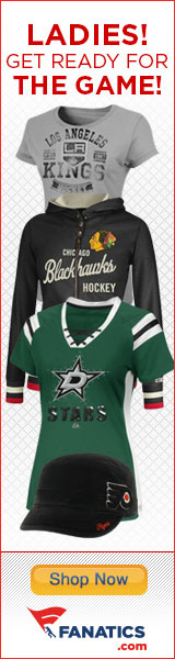 Shop officially licensed NHL Ladies gear at Fanatics.com!