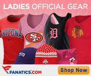 Shop officially licensed Ladies fan gear at Fanatics.com!