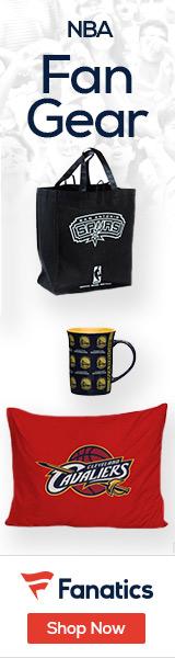 Shop 2014 NBA Playoff gear at Fanatics.com!