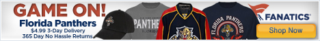 Shop for official 2011 Florida Panthers Team Gear at Fanatics