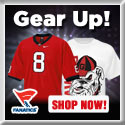 Shop for Georgia Bulldogs Gear at Fanatics!