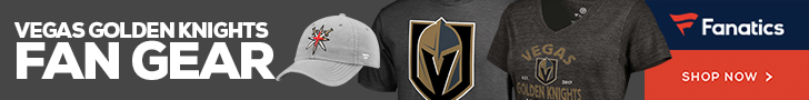 Welcome to the NHL Las Vegas Golden Knights! Get your Gear at Fanatics!