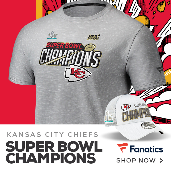 The Kansas City Chiefs are 2019 NFC Champs - get your gear on at Fanatics