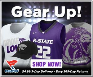 Shop Kansas State Wildcats basketball gear at Fanatics!