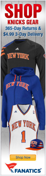 Basketball is Back! Shop for 2011 New York Knicks Gear at Fanatics