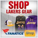 Shop for Official LA Lakers Team Gear at Fanatics!