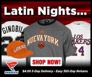 Celebrate Latino Culture with NBA