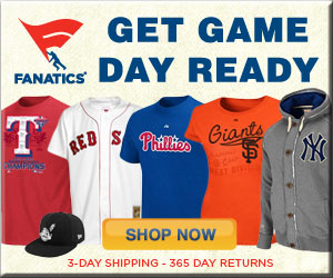 Shop for MLB Team Logo Fan Gear at Fanatics!