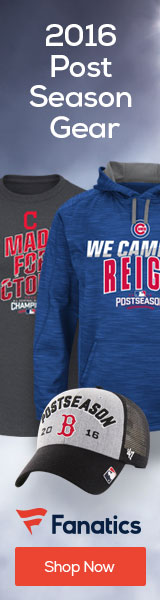 2016 MLB Postseason Gear