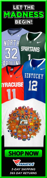 Shop for gear from all 68 NCAA Basketball Tournament Teams at Fanatics!