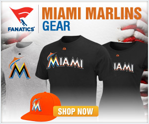 Shop for new 2011 Miami Marlins Team Gear at Fanatics