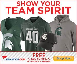 Shop for Michigan State Spartans Gear at Fanatics!
